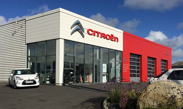 Garage pronost reparateur agree citroen for Garage citroen crepy en valois